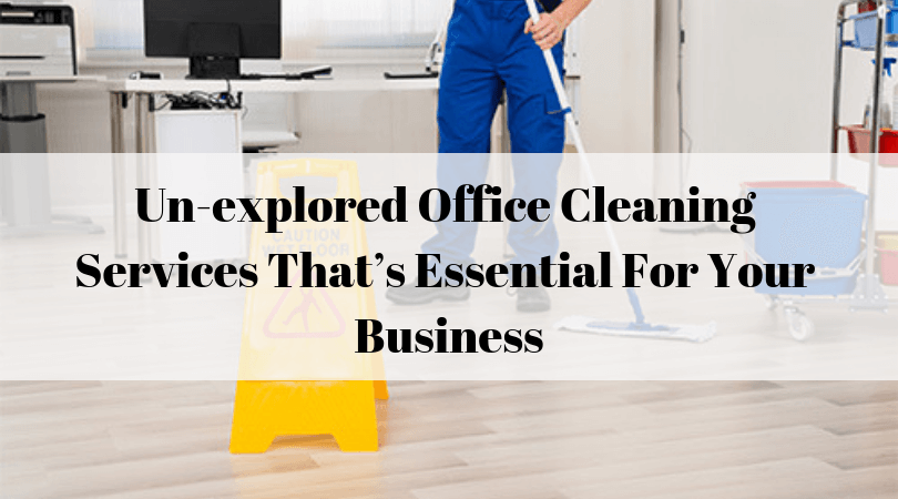 Office Cleaning Services Toronto